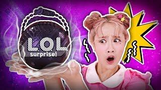 LOL驚喜寶貝蛋 珍珠閃亮系列 隨機抽娃娃遊戲 lol surprise - 基尼