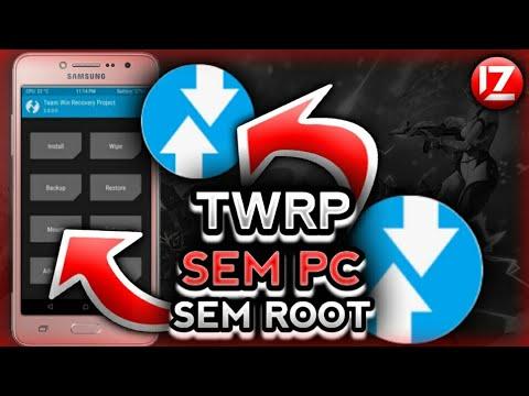 como-instalar-twrp-sem-root-e-sem-pc!-vídeo-de-teste-|-lzon