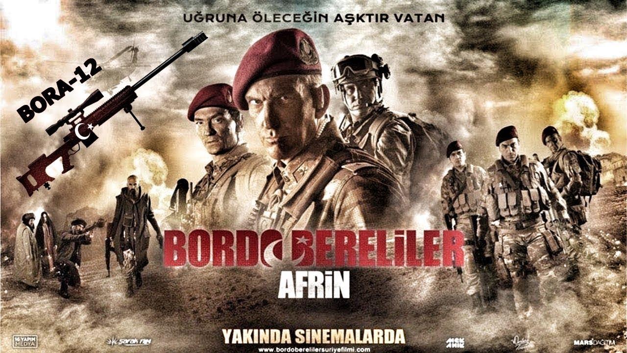 Bordo Bereliler Afrin - Teaser [HD] (23 Mart'ta Sinemalarda)