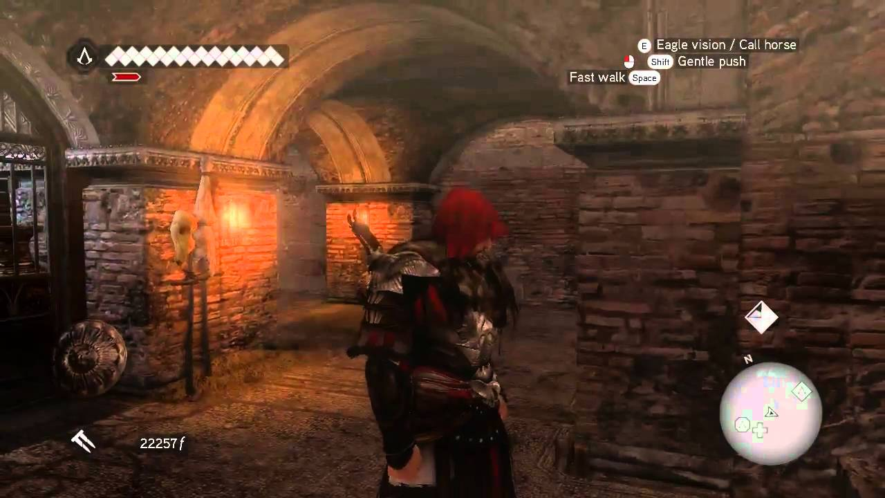 Assassin S Creed Brotherhood Armor Of Romulus Brutus Location