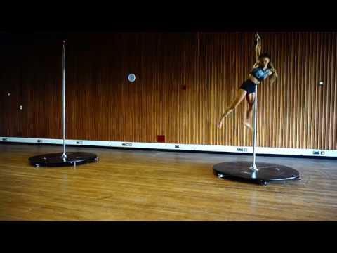 Welsh Pole Fitness Varsity 2018 - Advanced - Naeema Parrott