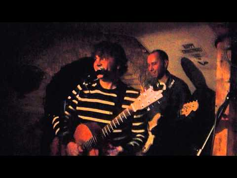 Paul Bevoir & The Family Way live @ Betsey Trotwood 7/12/2012 Part 5
