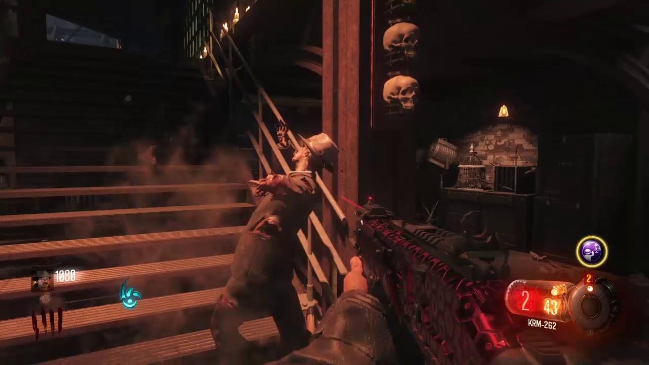 Call of Duty®: Black Ops III zombies (Just a sneak peek ) - YouTube