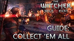 Witcher 3: Collect 'em all Guide