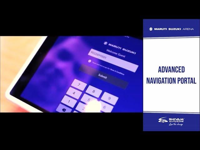 Maruti Suzuki Arena Showroom -  Navigation Portal |Shivam Autozone