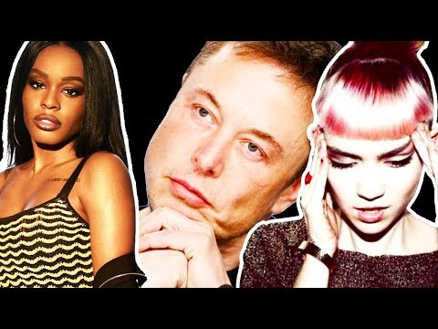 Azealia Banks Shares TEXTS About Grimes and Elon Musk Mp3