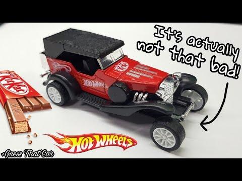so i got that crappy kit kat car hot wheels kit kat. Black Bedroom Furniture Sets. Home Design Ideas