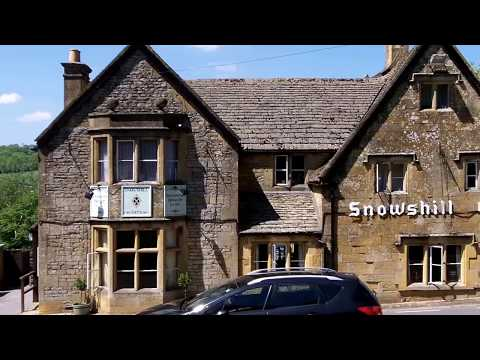 Cotswold Way stage 1 Chipping Campden to Stanton