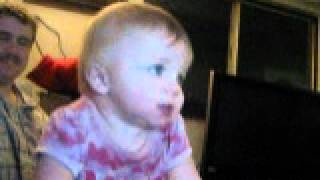 my baby dancing to something in your mouth by nick