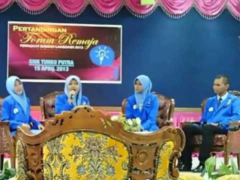 Forum Remaja Peringkat Daerah Langkawi 2013 (SMK AYER HANGAT)