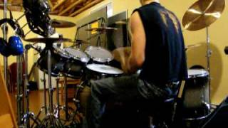 Opeth-Demon Of The Fall-Drum Cover