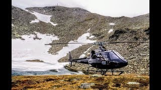 Download lagu Airbus H125 Écureuil Flying to the mountains MP3