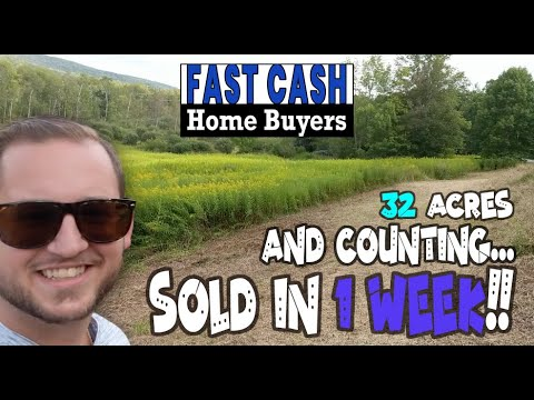 Sold in 1 week! - Fast Cash Home Buyers