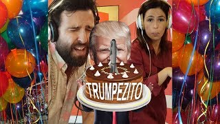 Trumpezito (Paródia Despacito) BFF Joana Cruz & Rodrigo Gomes Video