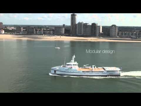 GARÇON - Fast Yacht Support Vessel 6711