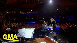 'American Idol' contestant has surprise marriage proposal | GMA