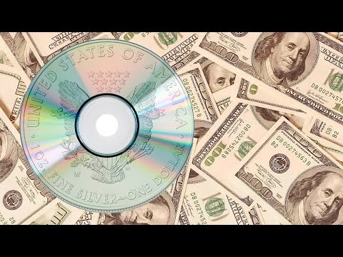 Silver Recovery From Compact Discs