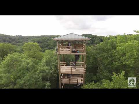 Kerfoot Canopy Tour Video