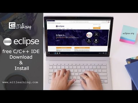 Eclipse IDE For C/C++ Developers - Download, Install, And Run  | Clauacademy.com
