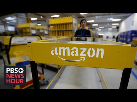 Amazon doesn't report its warehouse injury rates -- but we have an inside look