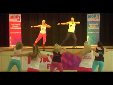 Moky Fit - Throw Your Hands Up (Danza Kuduro) - Qwote feat. Pitbull
