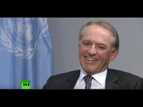 UN-ifying the world? Ft. Jan Eliasson, Deputy UN Secretary-General