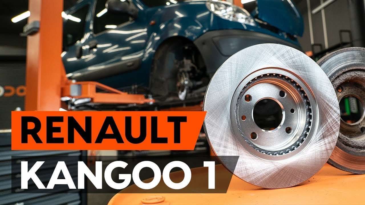 Renlt MEGANE CLIO MODUS TWINGO disques de frein avant /& pads