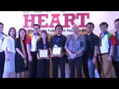 Grand Finals of Nippon Paint Young Designer Award (NPYDA) 2015