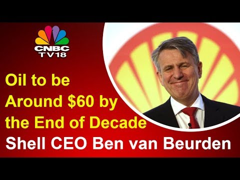 Shell CEO Ben van Beurden | Oil Prices will be Around $60 by the End of the Decade | Managing Asia