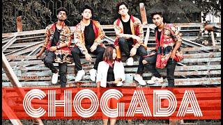 #CHOGADA - Darshan Raval || Nikhilesh || Tanuj | Dance choreography | Dancage | salmankhan