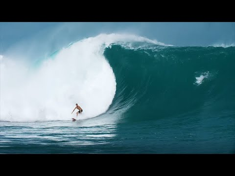The Monster Indo Swell of July 25th, 2018 Hits Kandui | Amp Sessions