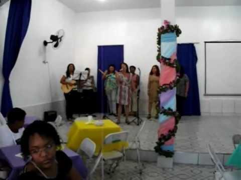 Cha Fraterno 2012 completo