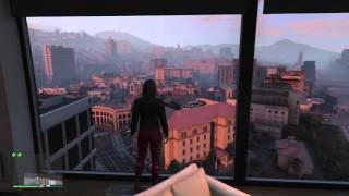 GTA V Online Apartments - Weazel Plaza #26 (12 of 22)