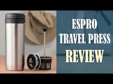 0ec802b11ef Espro Travel Press Review (3 in 1 Coffee Travel Mug, French Press and  Tumbler)