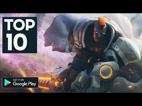 Top 10 Best MOBA Games 2020 (Android & IOS)