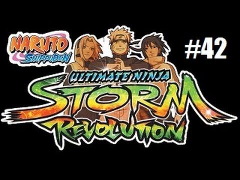 Naruto Shippuden Ultimate Ninja Storm Revolution With Chaos Part 42: VS Saiken