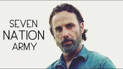 The Walking Dead  • Seven Nation Army
