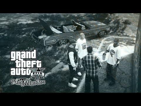 GTA Online: [GD74]-K | (Lobby War)