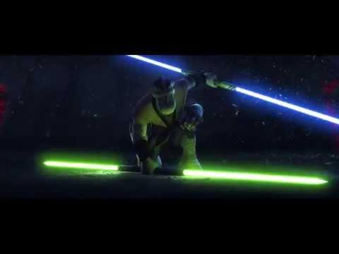 Star Wars: The Clone Wars - General Pong Krell vs. Clones [1080p]