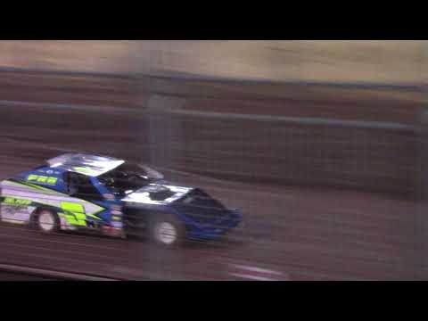 Derek Nance Heat Race 1 Southern Oregon Speedway 9.2.17