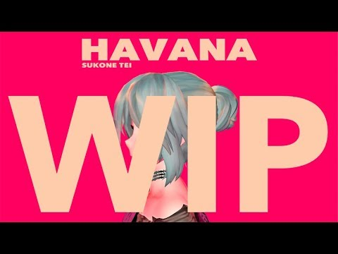 【UTAU カバー】Havana  (ft. Sukone Tei) SNIPPET
