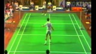 1983 Badminton GP SF   Morten Frost vs Misbun pt 1 of 2