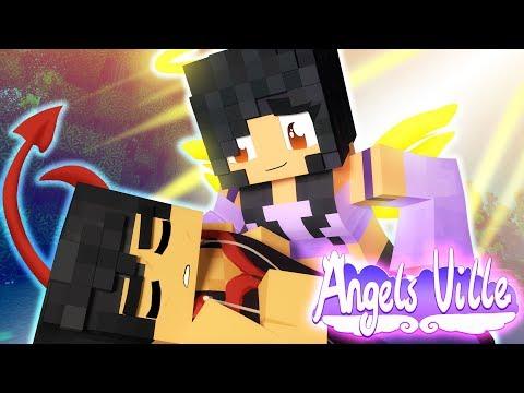 My Angel | Angelsville Minecraft Survival [Ep.7]