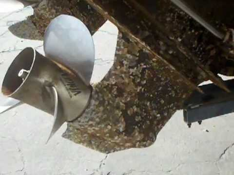 Why You Need to Check Your Anodes/Zincs if You Leave Your Boat in the Water by Matt Sellhorst, Lake