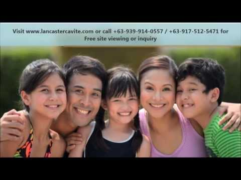 LANCASTER NEW CITY CAVITE   House And Lot For Sale Cavite - Beautiful Houses Philippines