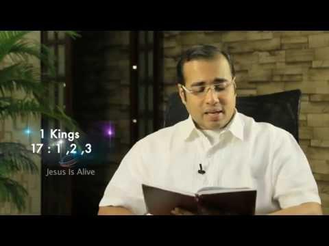 Pastor Tinu George,Jesus is Alive TV Programme : Gods Faithfulness