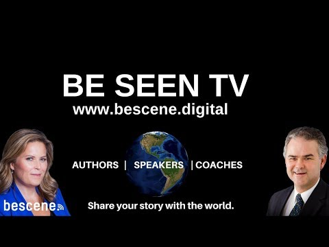 Be Seen TV with @KeithKeller and @SheenaAlexandra for authors, speakers, coaches