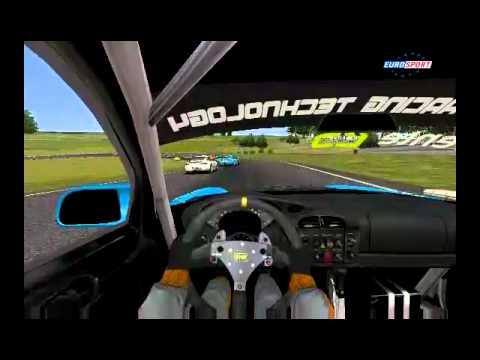 Open Porsche GTcR