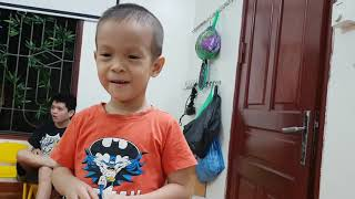 Answer questions - Dũng - Ms Jenny's baby class