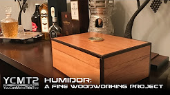 Spanish Cedar Humidor: A Fine Woodworking Project // How to